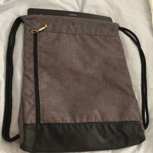 Nike pull strings backpack nwt